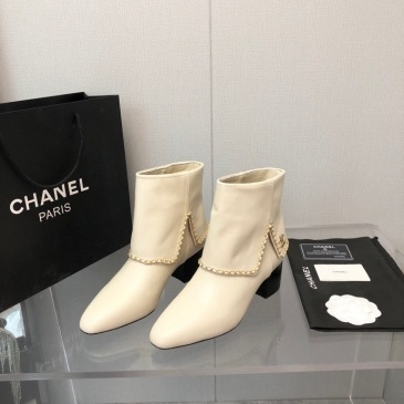 Chanel shoes for Women Chanel Boots #999914097