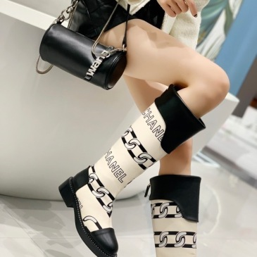 Chanel shoes for Women Chanel Boots #999914102
