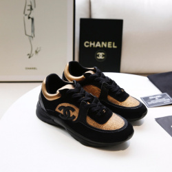 Chanel shoes for Women's Chanel Sneakers #9125986