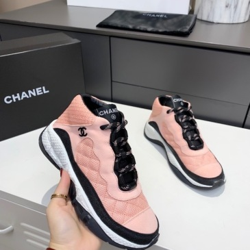 Chanel shoes for Women's Chanel Sneakers #999914215