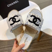 Chanel shoes for Women's Chanel slippers #9122485