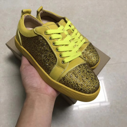 Christian Louboutin Shoes for Men's CL Sneakers #9124172