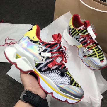 Christian Louboutin Shoes for Men's CL Sneakers #9125903