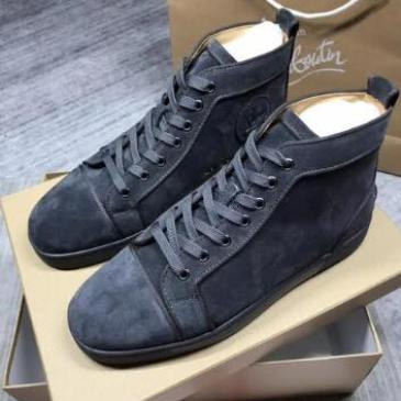 Christian Louboutin Shoes for Men's CL Sneakers #9126982