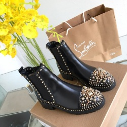 Christian Louboutin Shoes for Women's CL Boots #9127100