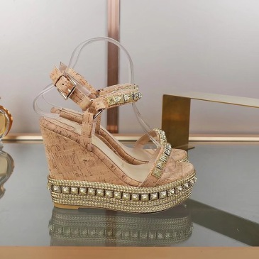 Christian Louboutin Shoes for Women's CL Sandals #99907015