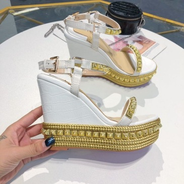 Christian Louboutin Shoes for Women's CL Sandals #99907016