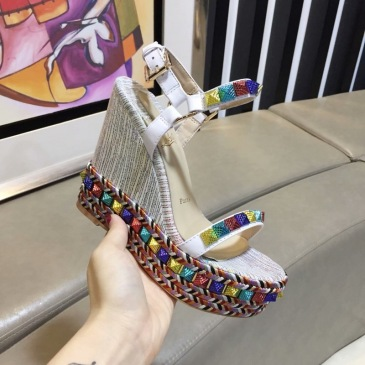Christian Louboutin Shoes for Women's CL Sandals #99907017