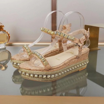 Christian Louboutin Shoes for Women's CL Sandals #99907019