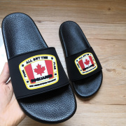 DSQUARED2 Slippers For Men and Women Non-slip indoor shoes #9874628