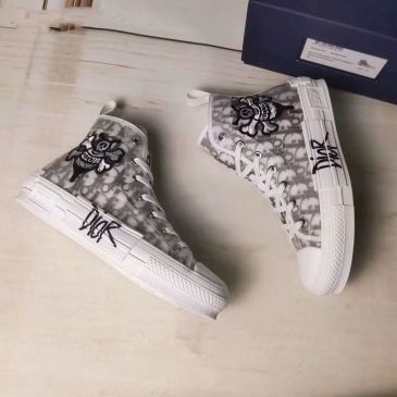 2020 Dior Shoes for Men's Women New High-Top Sneakers #9875244