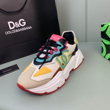 Dolce & Gabbana Shoes for Men And women D&G Sneakers #999909933