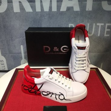 Dolce & Gabbana Shoes for Men D&G Sneakers #9102609