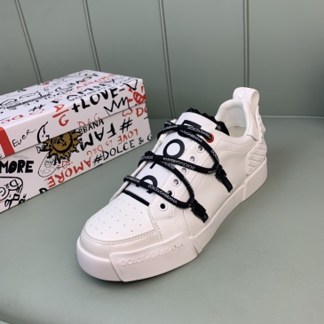 Dolce & Gabbana Shoes for Men's D&G Sneakers #999915159