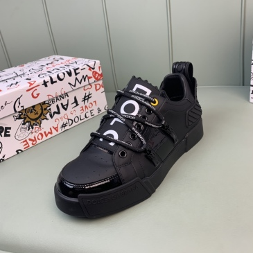 Dolce & Gabbana Shoes for Men's D&G Sneakers #999915160