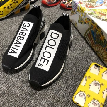 Dolce & Gabbana Shoes for Unisex D&G Sneakers #9118045
