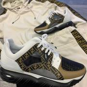 Fendi shoes for Men's Fendi Sneakers #9116216