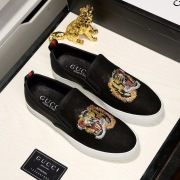 Men's Gucci Casual Shoes  Tiger embroidery  #989042