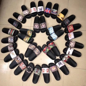 Gucci Unisex Slippers #961226
