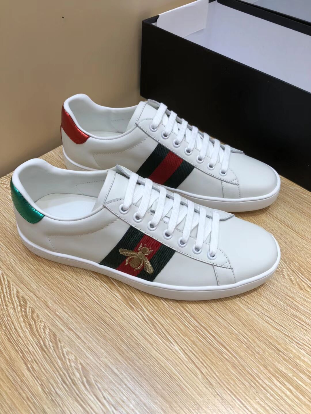 7fb019feafcb ... Mens Gucci Sneakers 1 1 original quality (come with A complete set of  packaging