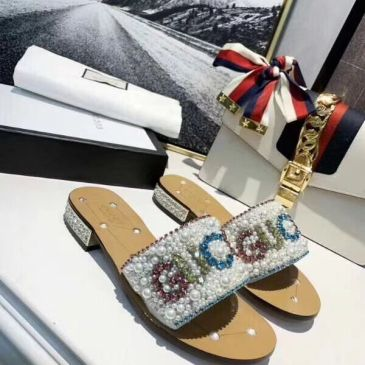 Gucci Shoes for Women's Gucci Slippers #9121822