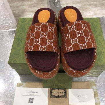 Gucci Shoes for Women's Gucci Slippers #99903169