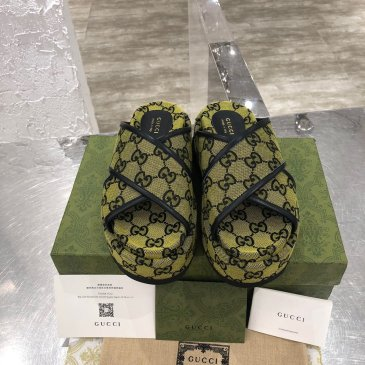 Gucci Shoes for Women's Gucci Slippers #99903173