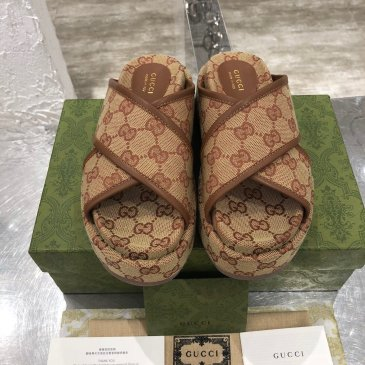 Gucci Shoes for Women's Gucci Slippers #99903180