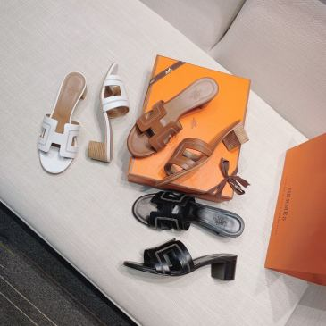 Hermes Shoes for Women's slippers size 35-42 #99903651