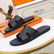 Luxury Hermes Shoes for Men's slippers shoes Hotel Bath slippers Large size 38-45 #9874707