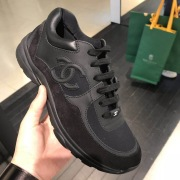 Chanel Shoes for Women's Chanel black Sneakers #9121358