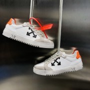 OFF WHITE leather shoes for Men and women sneakers #99874563