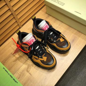 OFF WHITE shoes for Unisex Shoes  Sneakers #9126327