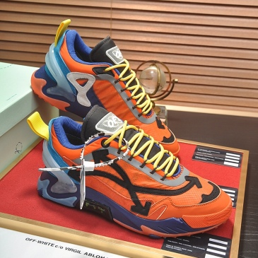 OFF WHITE shoes for men and women Sneakers #999902640