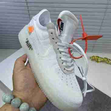 nike OFF WHITE shoes for Men's Sneakers #99903442