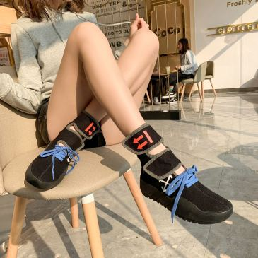OFF WHITE shoes for Women's Sneakers #99874576