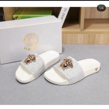 Versace shoes for Men and women Versace Slippers #9129229