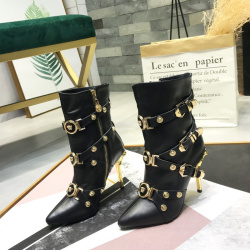 Versace shoes for Women's Versace Boots #9129641