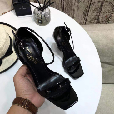 YSL Shoes for YSL High-heeled shoes for women #9122553
