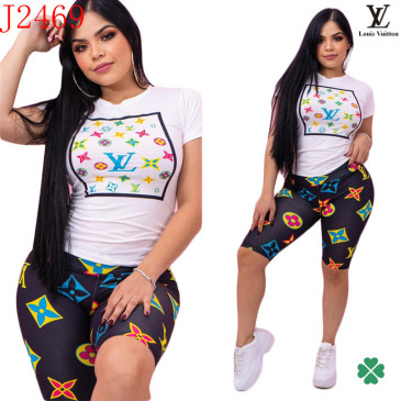Brand L new 2021 tracksuit for women #99906107