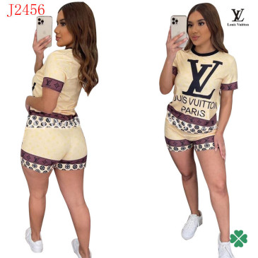 Brand L new 2021 tracksuit for women #99906119