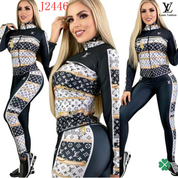 Brand L new 2021 tracksuit for women #99906120