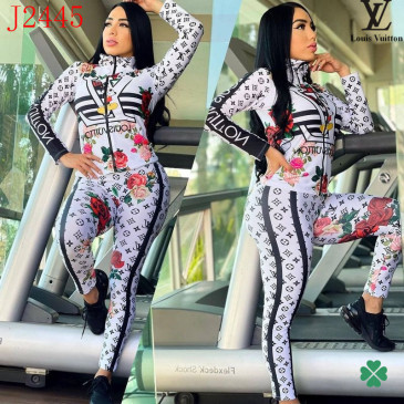 Brand L new 2021 tracksuit for women #99906121