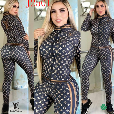 Brand L new 2021 tracksuit for women #999901519