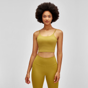 Merillat 2021 new sexy beautiful back yoga tops, sling yoga clothes, women with chest pads #999901194
